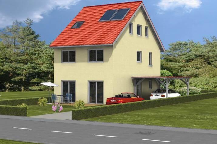 Doppelhaus Dietzenbach -