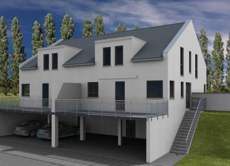 Doppelhaus Schmitten
