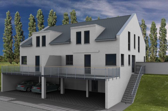 Doppelhaus Schmitten -