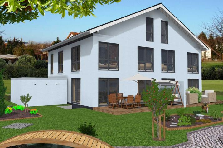 Doppelhaus Seligenstadt -