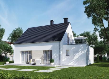 Einfamilienhaus EASY Home 114 inkl. Bodenplatte