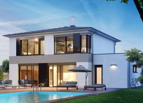 Niedrigenergiehaus EASY Home 141 ab OK/Bodenplatte