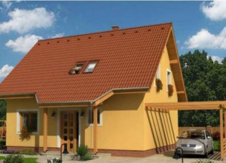 Haus mit Einliegerwohnung EFH Vega 128