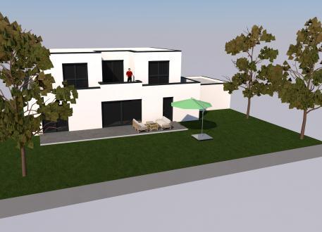 Designerhaus Einfamilienhaus Wehrheim