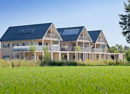 Holzhaus Falchengraben