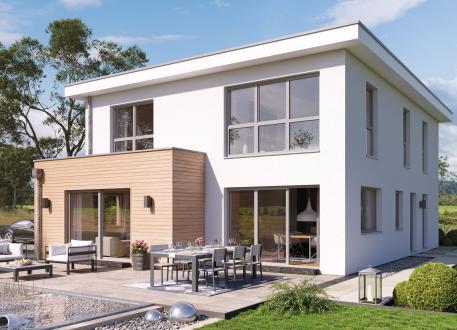 Einfamilienhaus Freiburg - Ein Aushängeschild für den Bauhaus-Stil