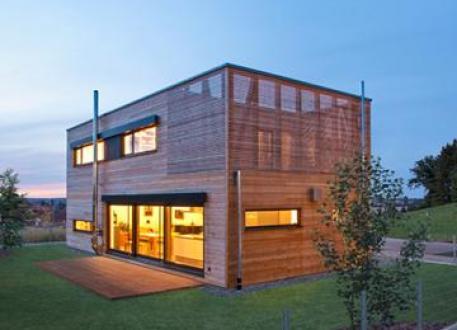 Holzhaus Frey