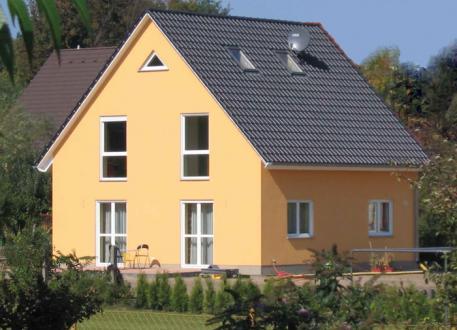 Häuser mit EG plus ausgebautem DG 100 bis 200 - Effizienz pur -
