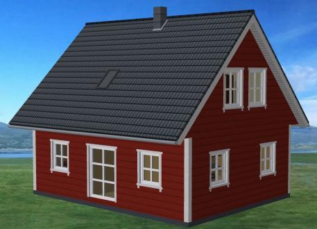 Holzhaus Hans