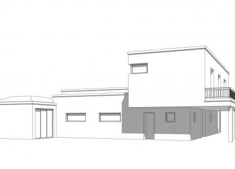 Einfamilienhaus Haus Adagio