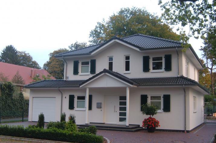 Haus Binz - Eingangsansicht