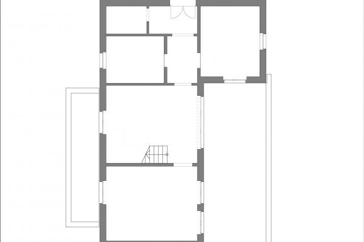 Haus H. - Grundriß EG