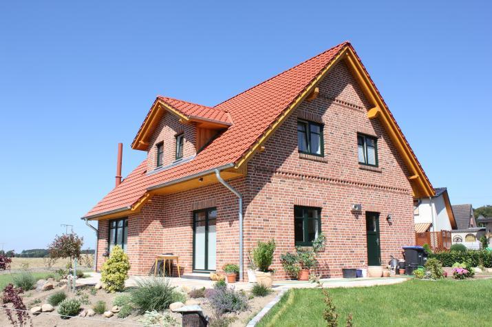 Haus Papenburg - Haus PAPENBURG Gartenansicht