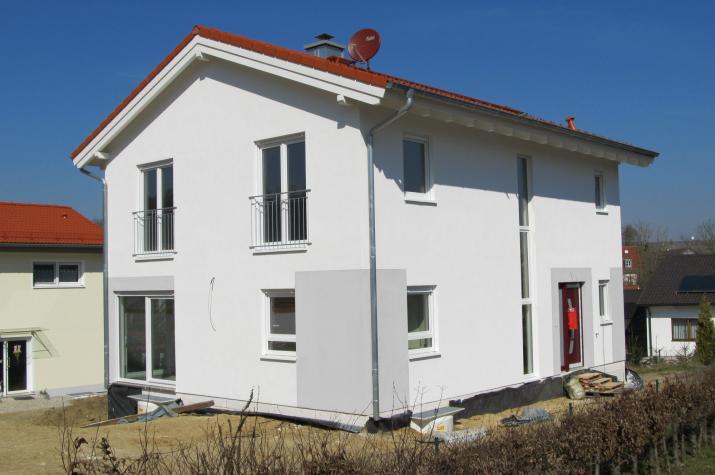 Haus Passau ökologisch schick -