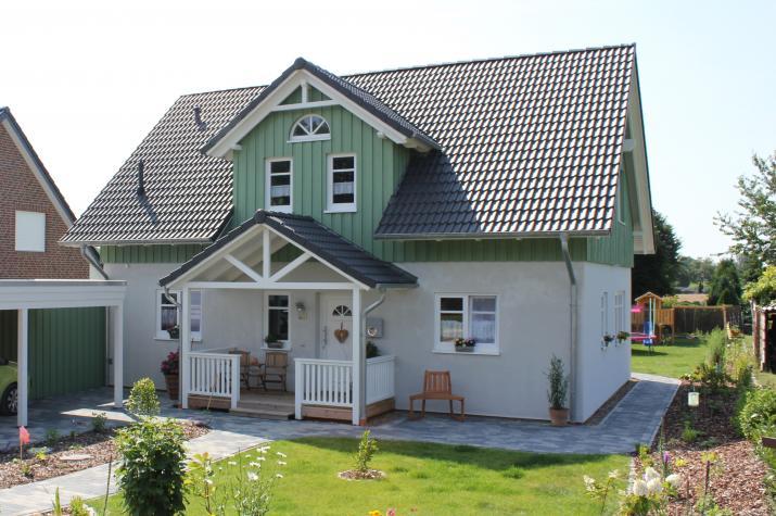 Haus Wittmund - Wittmund Eingangsansicht 1