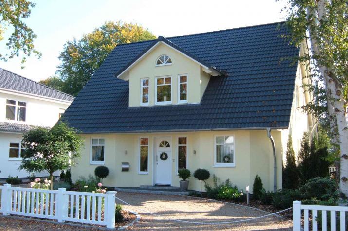 Haus Worpswede - Haus Worpswede Zufahrt