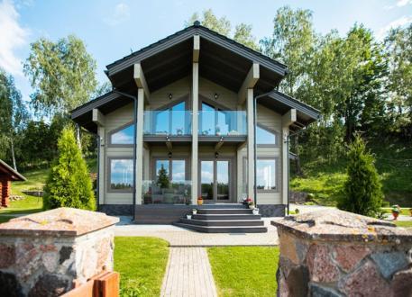 """Holzhaus Haus aus Holz """"Waldshut"""""""