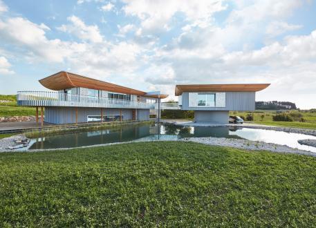 Designerhaus Haussicht