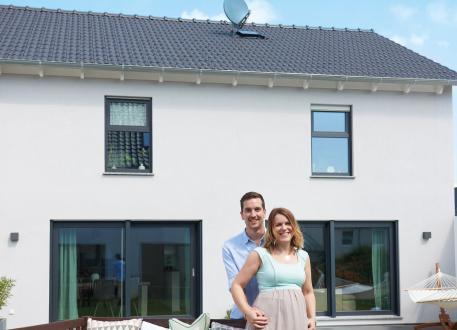 Einfamilienhaus Juna - Energieeffizienz trifft moderne Architektur