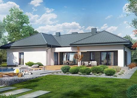 Einfamilienhaus KB 44