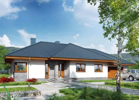 Haus mit Einliegerwohnung KB 55