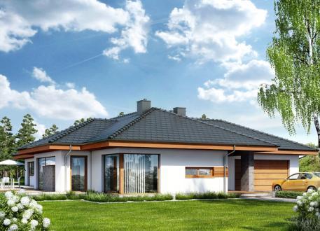 Einfamilienhaus KB 57