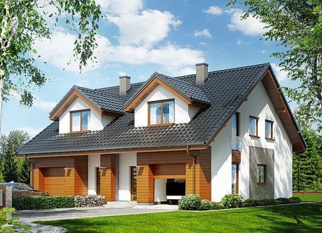 Haus mit Einliegerwohnung KD 48