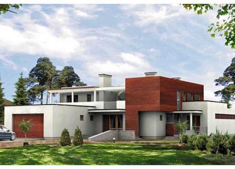 Einfamilienhaus KM 21