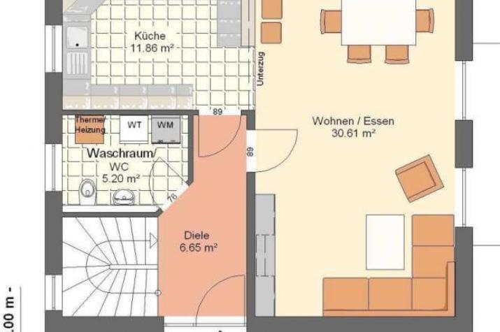Kowalski Haus - Kim 108 - grundriss eg