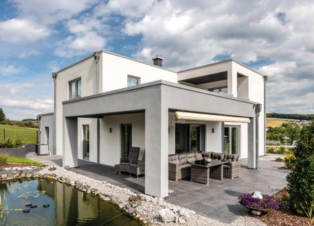 Designerhaus Lageto - Moderne Vielfalt