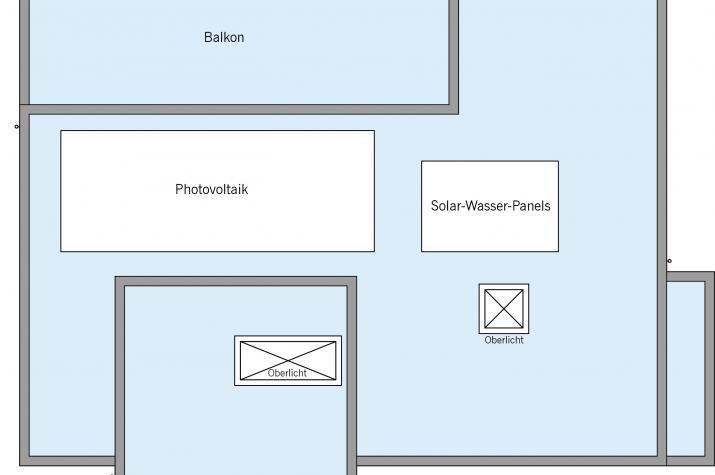 Liming - Dachgeschoss