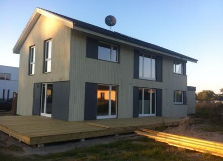 Stadthaus Lysefjord