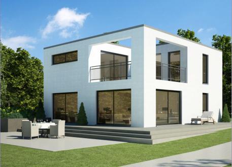 Frei planbare Häuser Massiv-Hausidee SV 155 M