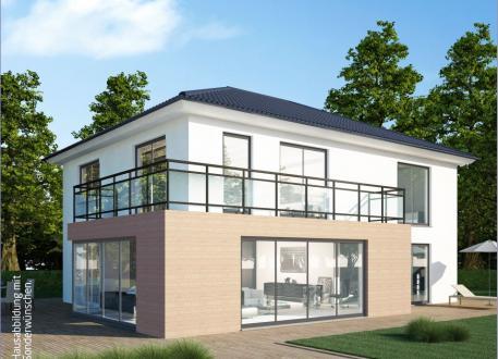 Zweifamilienhaus Massiv-Hausidee ZH 185 K