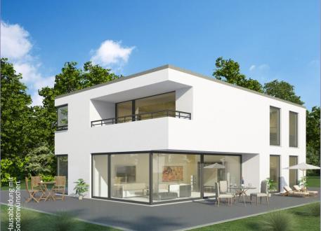 Frei planbare Häuser Massiv-Hausidee ZH 200 T