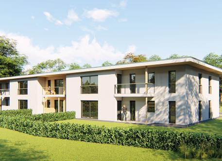 Mehrfamilienhaus Bruchköbel- 10 WE-
