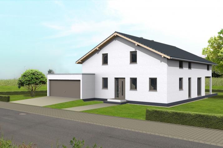 Mehrfamilienhaus Ilbenstadt -