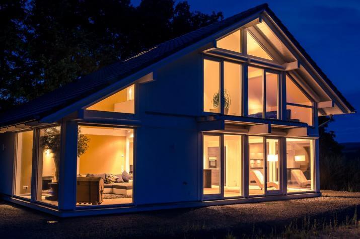 Modernes Fachwerkhaus in Freisen - modernes Fachwerkhaus in Freisen