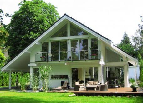Fachwerkhaus Modernes Fachwerkhaus in Kleinmachnow
