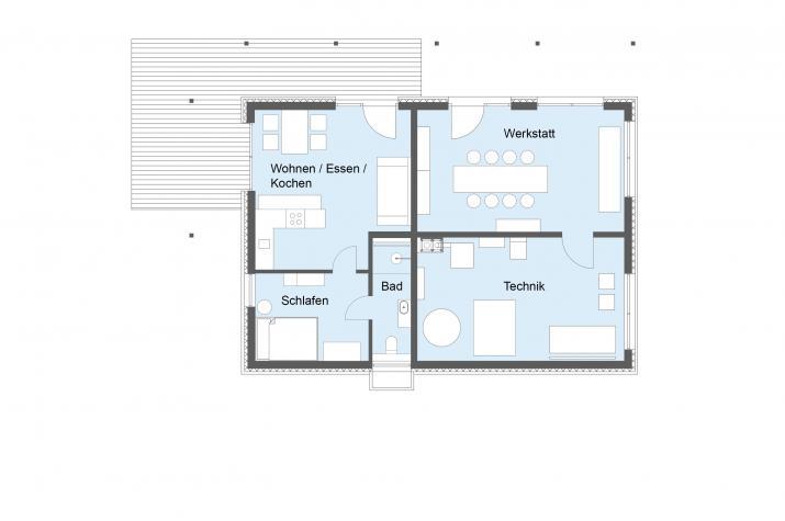 Musterhaus 4.0 - KG