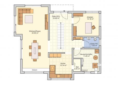 bis 350.000 € Musterhaus Bad Vilbel