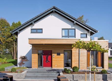 über 400.000 € Musterhaus Wuppertal - für mehr Lebensqualität