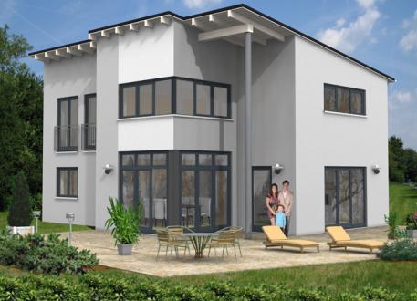Einfamilienhaus PULTDACH HAUS NISTERTAL 30-016