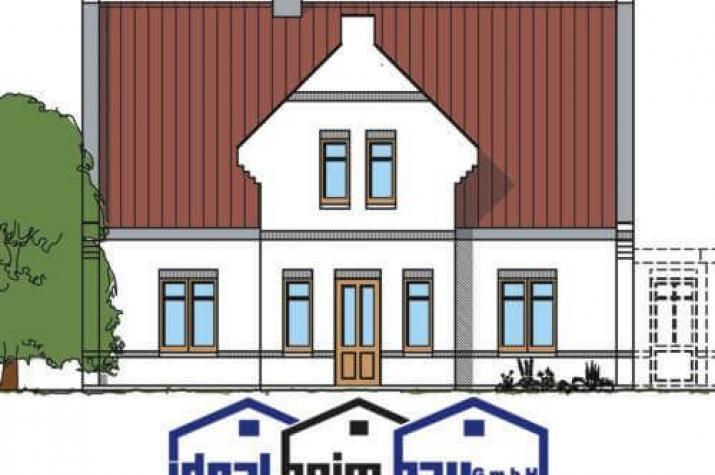 Planungsvorschlag für das Haus Drachten - grundriss ke