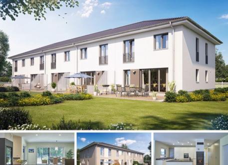 Reihenhaus Reihenmittelhaus S550 in NRW und Hessen