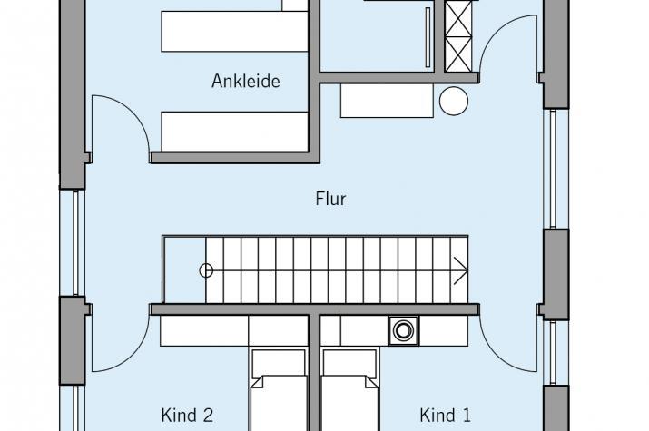 Remiger - Dachgeschoss