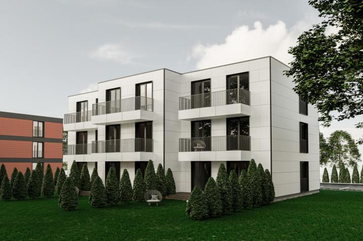 SMART PROJECT LIVING COMPLEX - Außenansichten