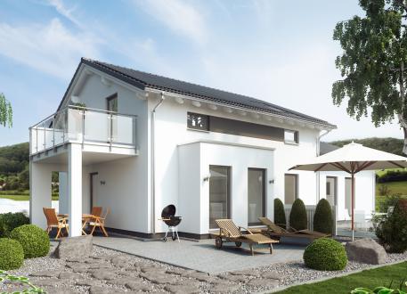 Holzhaus SOLUTION 183 V4
