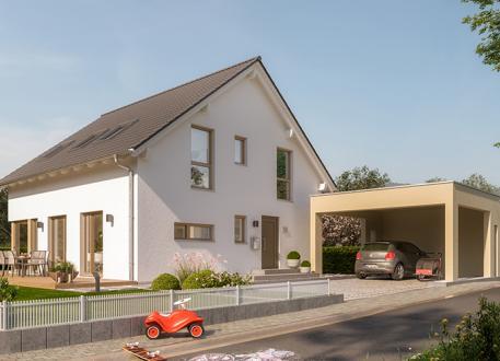 Frei planbare Häuser SUNSHINE 167 V3