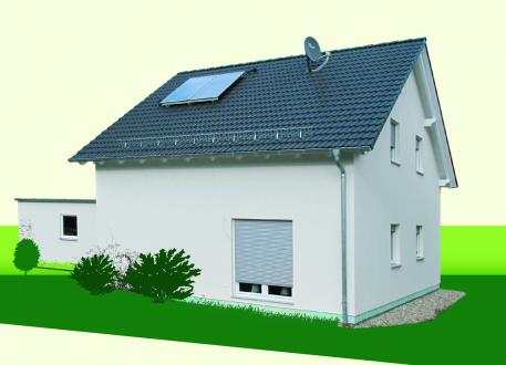 bis 350.000 € Sachsenheimer Fertighaus SD106
